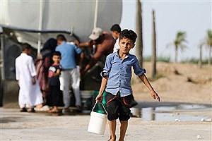 تصویر  مـرگ آبی ١٥ استان غربی ایران