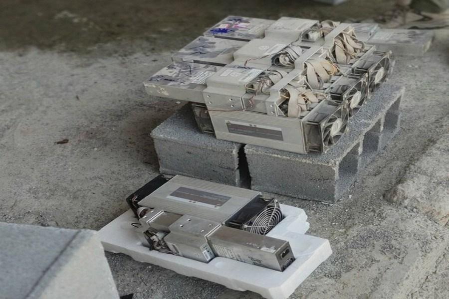 ۲۳ دستگاه ماینر غیرمجاز کشف شد