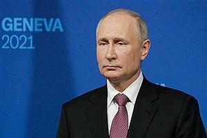 تصویر  پوتین با روسای سرویس های امنیتی کشورهای حوزه CIS نشست مشترک برگزار کرد