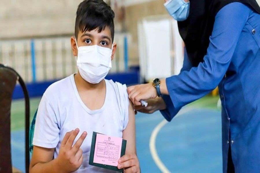 تصویر 58 درصد دانشآموزان آذربایجان شرقی واکسینه شدند/ آغاز تزریق واکسن پاستوکووک