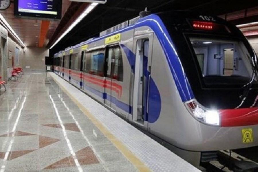 ۷۷ ایستگاه مترو دارای مسیر روشن دلان است