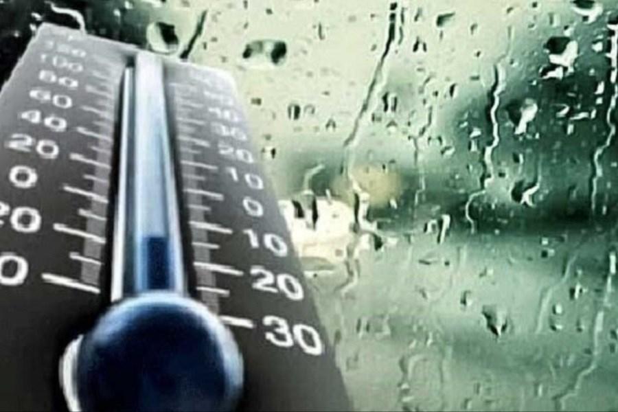 افزایش یک تا سه درجهای دمای هوای اصفهان/ احتمال بارش پراکنده در نیمه غربی استان