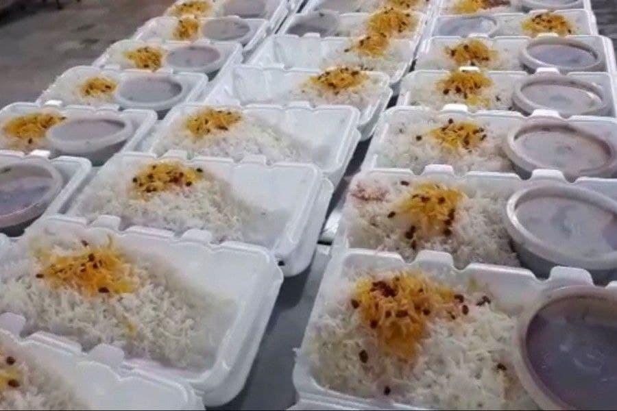 بیش از دو میلیون و ۵۰۰ هزار پرس غذای گرم توزیع شد