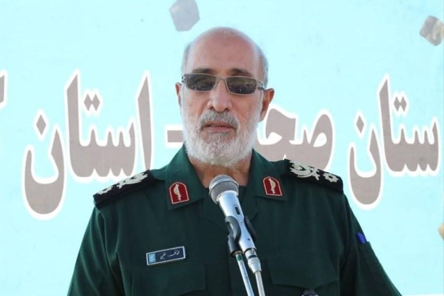 تصویر احساس مسئولیت ملت ایران دشمنان را زمینگیر کرده است