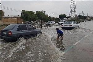 تصویر  اولویت شهرداری حل معضل آبهای سطحی و فاضلاب است