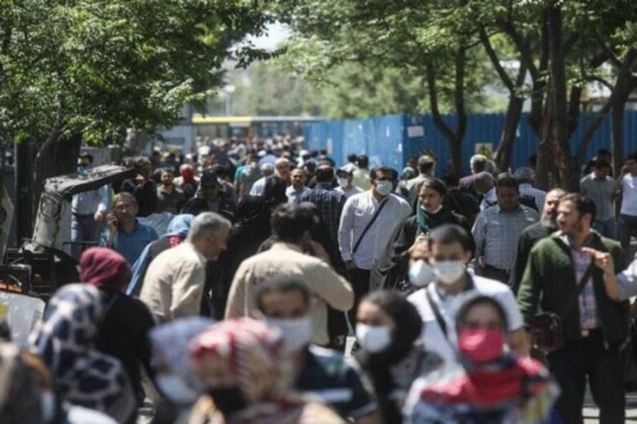 تصویر ایران در آستانه ابر بحران جمعیت قرار گرفت