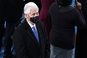 تصویر  رئیس جمهور اسبق آمریکا در بخش مراقبتهای ویژه بستری شد