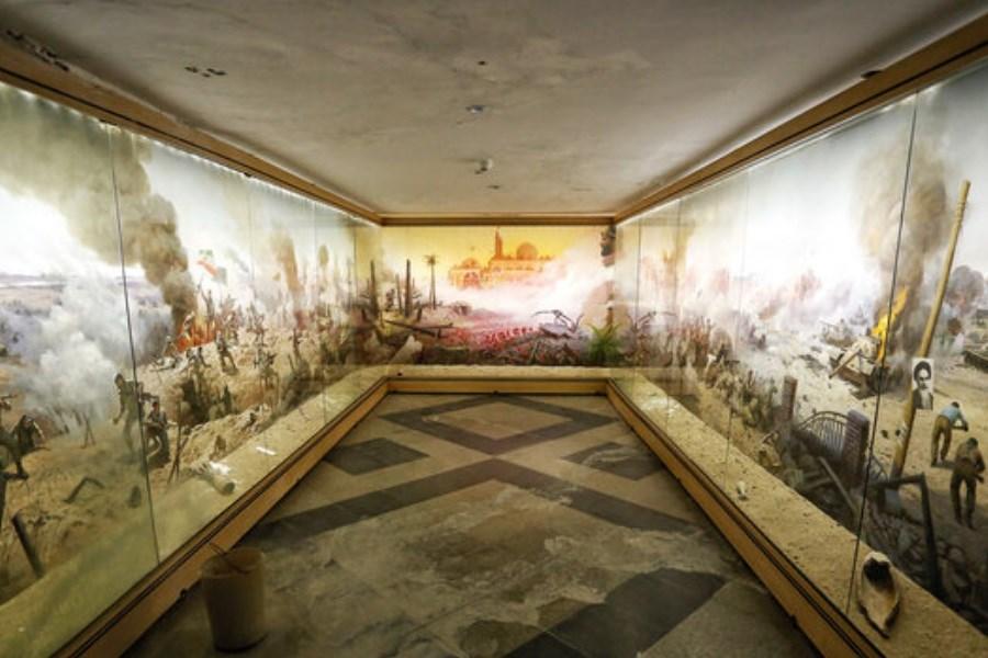 تصویر معاون میراث فرهنگی از راه اندازی ۳ موزه دفاع مقدس تا پایان سال خبر داد