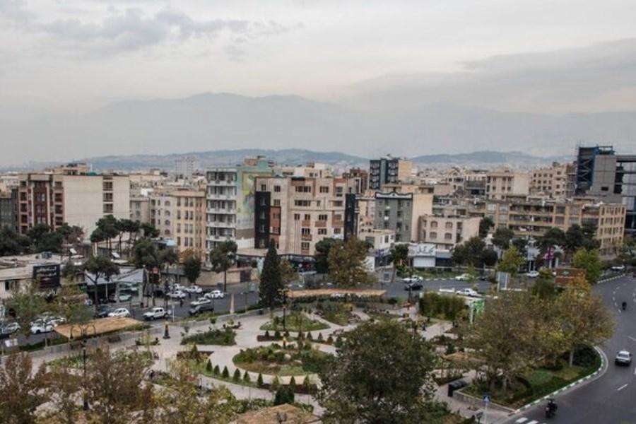 تصویر حجم معاملات بازار مسکن در مهر ماه نسبت به شهریور افت کرد