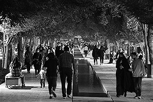 تصویر  مستند مردم و فاصله اجتماعی