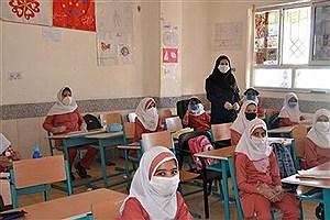 تصویر  دانشآموزان به تدریج در مدارس حضور مییابند