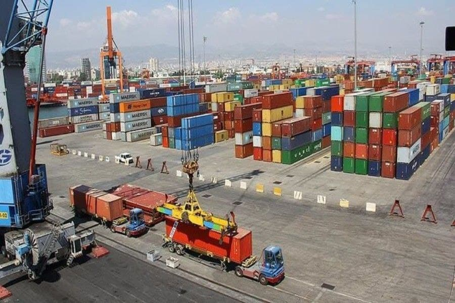 رشد 258 درصدی صادرات غیرنفتی هرمزگان در نیمه نخست سال 1400