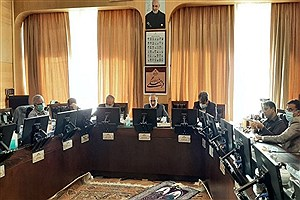 تصویر  نمایندگان اهل تسنن مجلس با معاون پارلمانی رئیس جمهور دیدار کردند