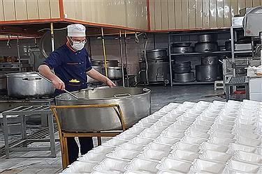 تصویر افتتاح آشپزخانه های پویش ایران همدل