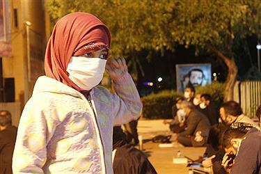 تصویر مراسم احیای شب قدر 21 رمضان در کردستان
