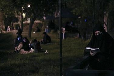 تصویر مراسم احیای شب قدر