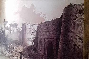 تصویر مجموعه خانه های تاریخی قجری بروجرد