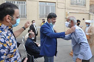 تصویر آغاز به کار ستاد آیت الله رئیسی در یزد