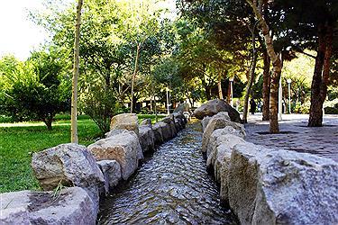 تصویر بوستان کوهسنگی مشهد